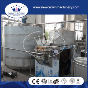Two Stage 1000L/H Milk Homogenizer Unit with Movable Castor pictures & photos