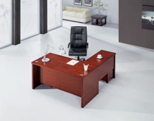 Cheap Wood Veneer Painting Small Office Desk