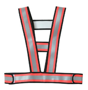 High Quality Traffic Safety Vest with ANSI07 (C2510) pictures & photos
