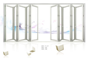 Outwards Opening Bi Folding Door for Study pictures & photos