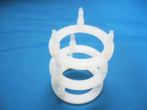 High Temperature Resistant Dust-Proof Cylindrical Silicone Rubber Flat Seal Washers for Machine Parts pictures & photos