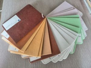 1mm-3mm Various Quality Nonwoven Insole Board pictures & photos