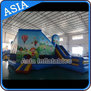 Home Use Inflatable Cartoon Moonwalk for Party Rental pictures & photos