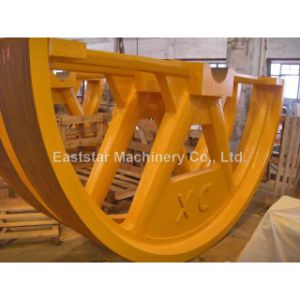 Diamond Gang Saw Cutting Machine for Marble Stone Block pictures & photos