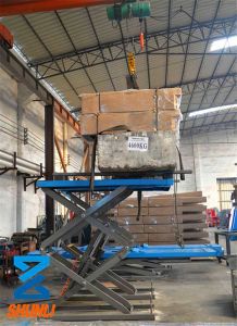 Easy Opeation of Car Lifter 3.5t (SHL-Y-J-40BS) pictures & photos