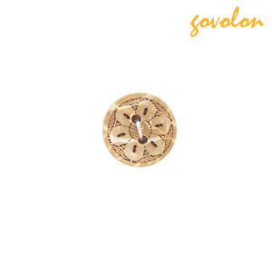 New Sewing Flower Wooden Button (SGS Approved) pictures & photos