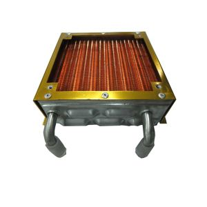 Stainless Steel Fin Tube Heat Exchanger for Laser Welding Machine pictures & photos