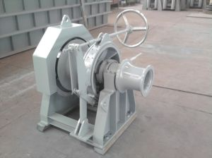 Marine Anchor Hydraulic Winch / Winch Hydraulic pictures & photos