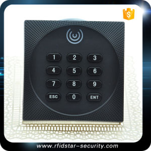 Outdoor Wiegand RFID Access Control Card Reader with Keypad