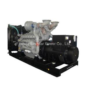 1200kw 1500kVA Emergency Diesel Generator with Perkins