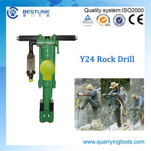 Xiamen Bestlink Air Compressor Mini Drilling Machine for Quarrying pictures & photos