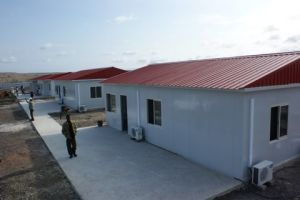 Saving Cost Light Steel Structure Prefabricated House (KXD-54) pictures & photos