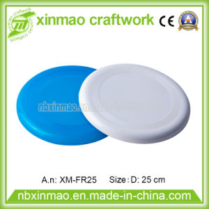 25cm PP Plastic Frisbee with 1c Logo for Promo pictures & photos