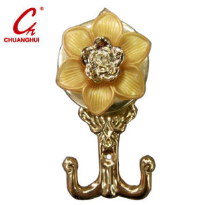 Beautiful Colorful Cabinet Clothes Hook (CH3426) pictures & photos