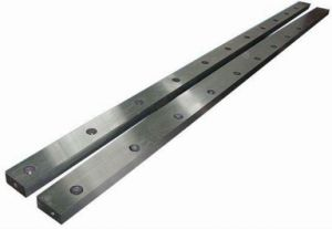 Shear Blades for Trimming Metal Sheet in Stock pictures & photos
