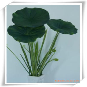 Lotus Leaf Simulation Flowers for Promotion pictures & photos
