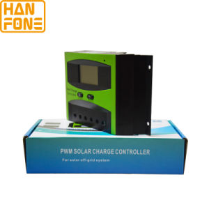 Hot Product! Home Solar System 50A Controller China Manufacturer (ST1-50) pictures & photos