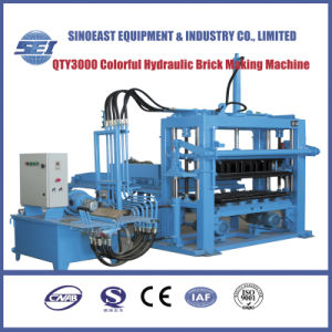 Qty3000 Multifunction Brick Making Machine pictures & photos