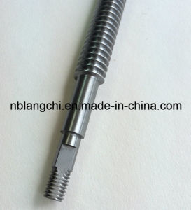 Customized Transmission Trapezoidal Thread Parts Lead Screw Tr18X18 (p4.5) pictures & photos