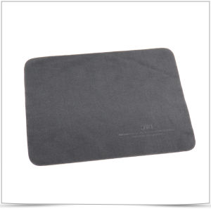 Factory Produced Hot Stamping Microfiber Cleaning Cloth pictures & photos