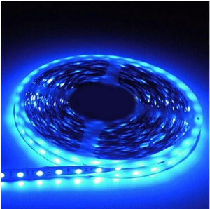 Ce and Rhos 30SMD5050 Blue LED Strip pictures & photos