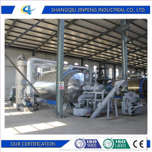 Waste Tyre Recycling and Pyrolysis Plant pictures & photos
