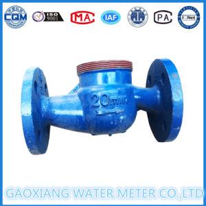 Dn20mm Multi Jet Flange Water Meter pictures & photos
