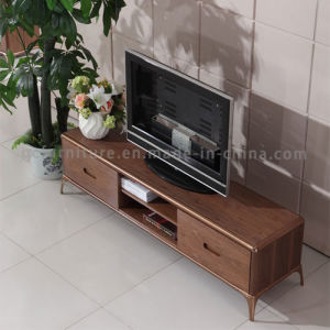 Modern Living Room New Design MDF Top Wood TV Cabinet pictures & photos