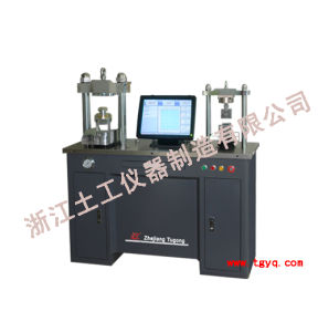 Stye-300c Full Automatic Cement Flexural and Compression Testing Machine pictures & photos