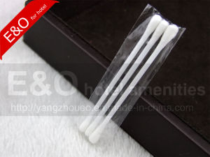 Disposable Hotel Amenities 5PCS 3PCS Cotton Buds Cotton Swabs pictures & photos