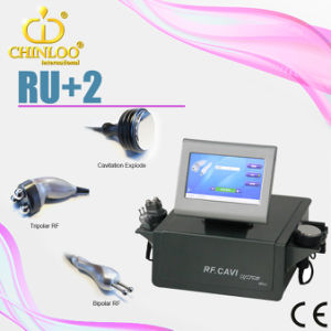 Ru+2 Best RF Skin Tightening Face Lifting Ultrasound Cavitation Machine pictures & photos