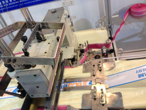 Automatic Mattress Sewing Machine (BFD) pictures & photos