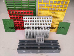 FRP Grating with Anti-Corrosion for Special Building Material pictures & photos