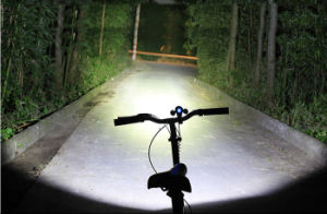 CREE LED Xml Xm-L T6 LED 1600lm Bicycle Light Headlight Headlamp pictures & photos