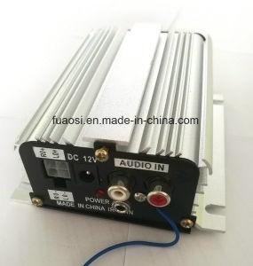 2CH Output Car Amplifier Digital Audio Player