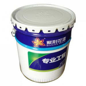 10L Tinplate Can with Steel Handle for Latex Paint, Coating or Other Chemical Products
