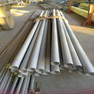 300 Series Fluid Structure Seamless Stainless Steel Pipe pictures & photos