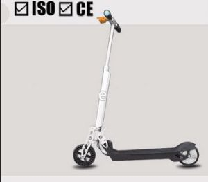 250W Electric Scooter with Airless Tires pictures & photos