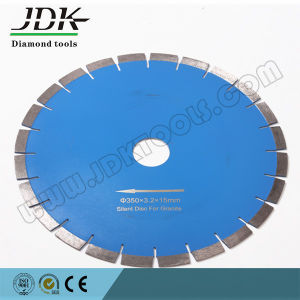 Circular Saw Blade for Granite Edge Cutting and Block Cutting pictures & photos