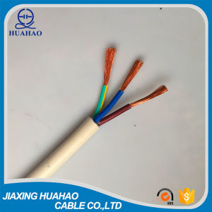 3X2.5mm2 CCA Conductor Flexible Cable with SGS Approved pictures & photos