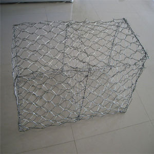 2.0-4.0mm Galvanized Hexagonal Wire Mesh Opening 60mmx80mm pictures & photos