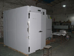 Quick Freezer Machine for 300kg Food Freezing pictures & photos