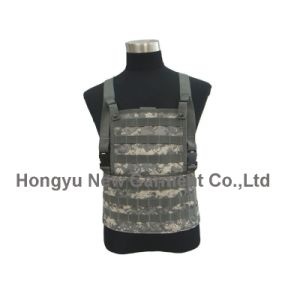 600d Polyester Oxford Acu Military Molle Tactical Vest pictures & photos
