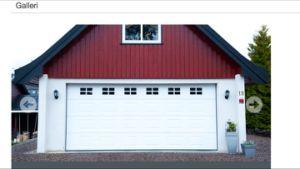 High Quality Garage Door pictures & photos