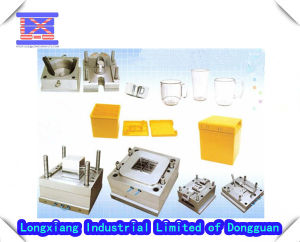 Household Appliance Plastic Mould for Cups, Bucket, Barrel, Box, Basket pictures & photos