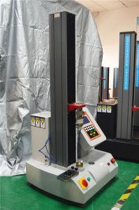 Economical Single Column Universal Tensile Testing Machine pictures & photos