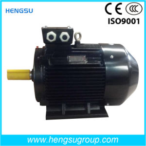 Ye3 Three-Phase Premium Efficiency Cast Iron Induction Electric Motor pictures & photos