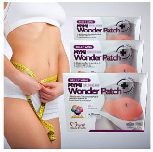 South Korean Mymi Wonder Patch Belly Slimming Patch 5PCS/Box