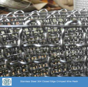Stainless Steel Hooked Wire Mesh Screen for Sieve pictures & photos