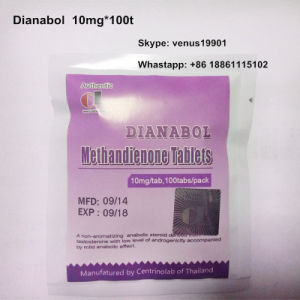 Dianabol Tablets 10mg & 20mg Dbol Pills Strength Enhancement Dianabol pictures & photos